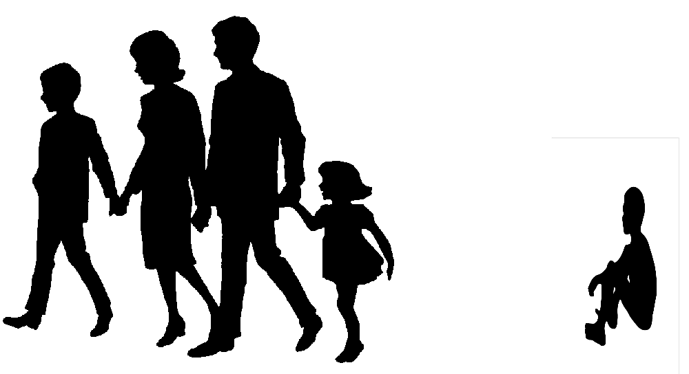 Stick african american family of 5 clipart svg black and white stock Free Family Reunion Clipart, Download Free Clip Art, Free Clip Art ... svg black and white stock
