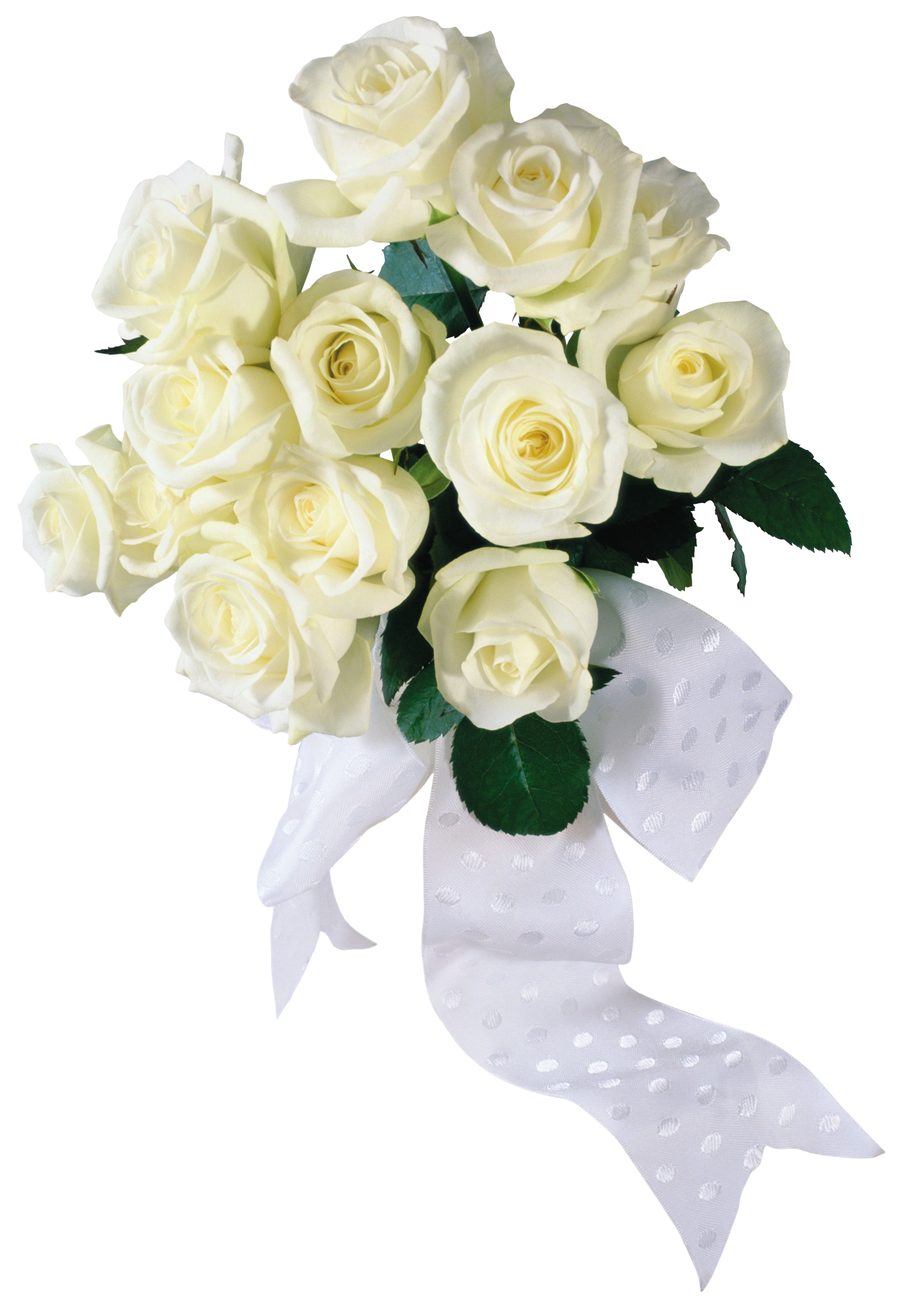 Wedding flower bouquet clipart black and white image black and white White roses PNG images, free download flower pixtures image black and white