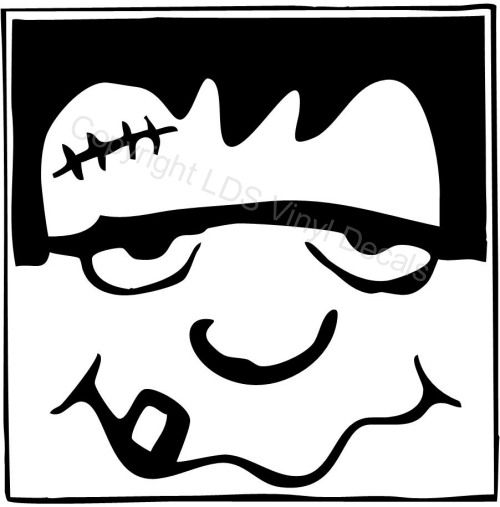 Black and white frankenstein clipart png library frankenstein clipart black and white - Google Search | GRAPHICS ... png library
