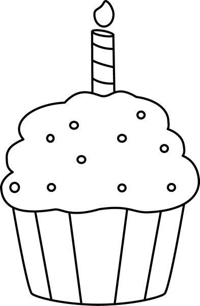 Black and white free clipart birthday cake png stock Cake Clipart Black And White | Free download best Cake Clipart Black ... png stock