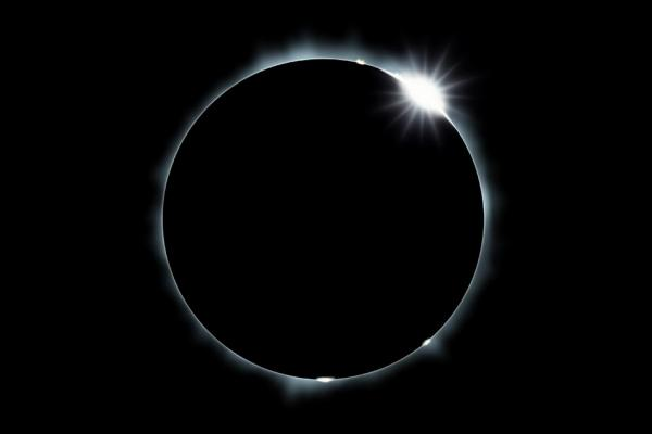 Black and white free clipart solar eclipse 2017 clipart freeuse download LIVE Stream: Annular Solar Eclipse, February 26, 2017 clipart freeuse download