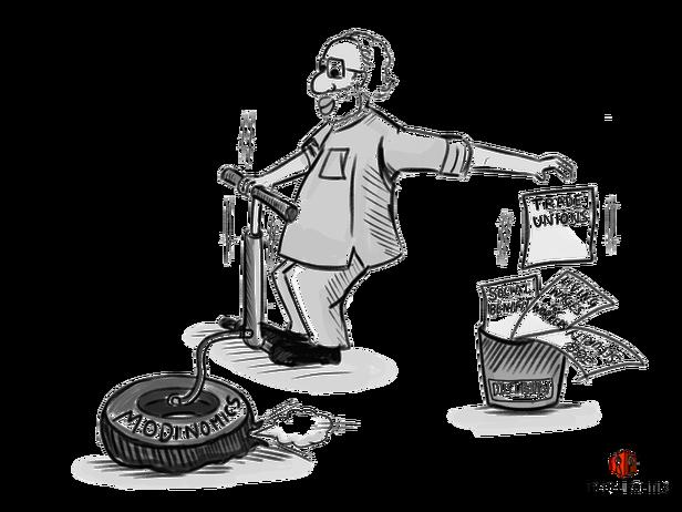 Black and white gdp clipart clipart stock India: Modi and Economics – Rebel Politik clipart stock