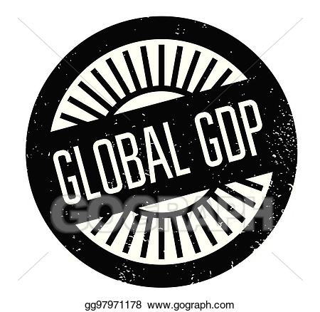 Black and white gdp clipart clip transparent library EPS Vector - Global gdp rubber stamp. Stock Clipart Illustration ... clip transparent library