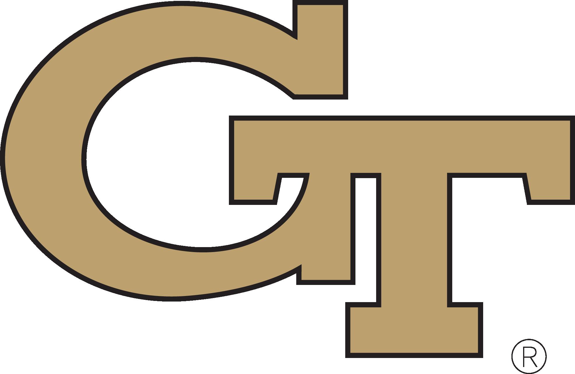Black and white georgia tech football team clipart clip free GT Logo – Georgia Tech Yellow Jackets | Logos | College football ... clip free