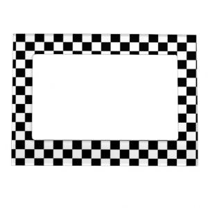 Checker border black and white clipart free jpg download Free Checkered Border Cliparts, Download Free Clip Art, Free Clip ... jpg download