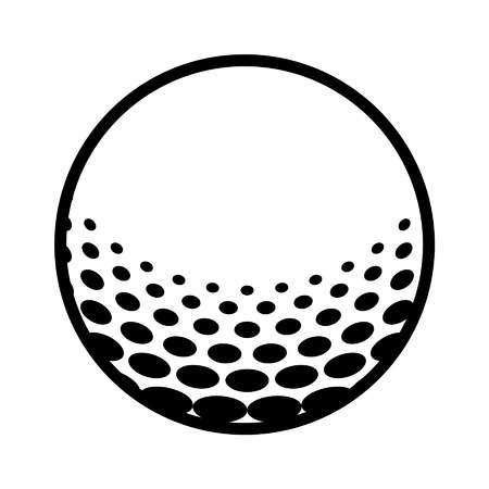 Black and white golf ball clipart images picture free stock Golf ball clipart black and white 2 » Clipart Station picture free stock