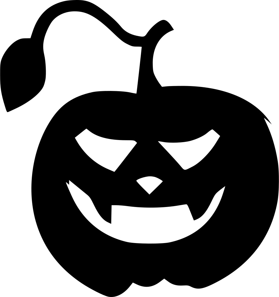 Halloween Pumpkin Horror Character Svg Png Icon Free Download ... image freeuse download