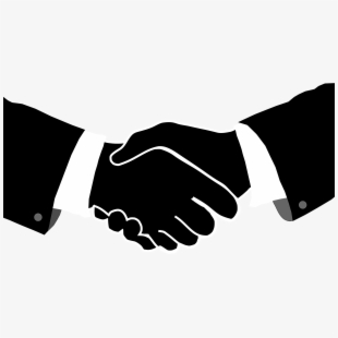Black and white handshake clipart graphic library Free Handshake Clipart Cliparts, Silhouettes, Cartoons Free Download ... graphic library