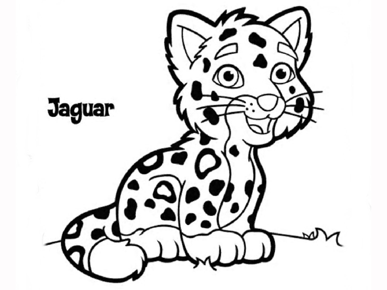 Black and white jaguar clipart banner library stock Jaguar Clipart Black And White | Free download best Jaguar Clipart ... banner library stock