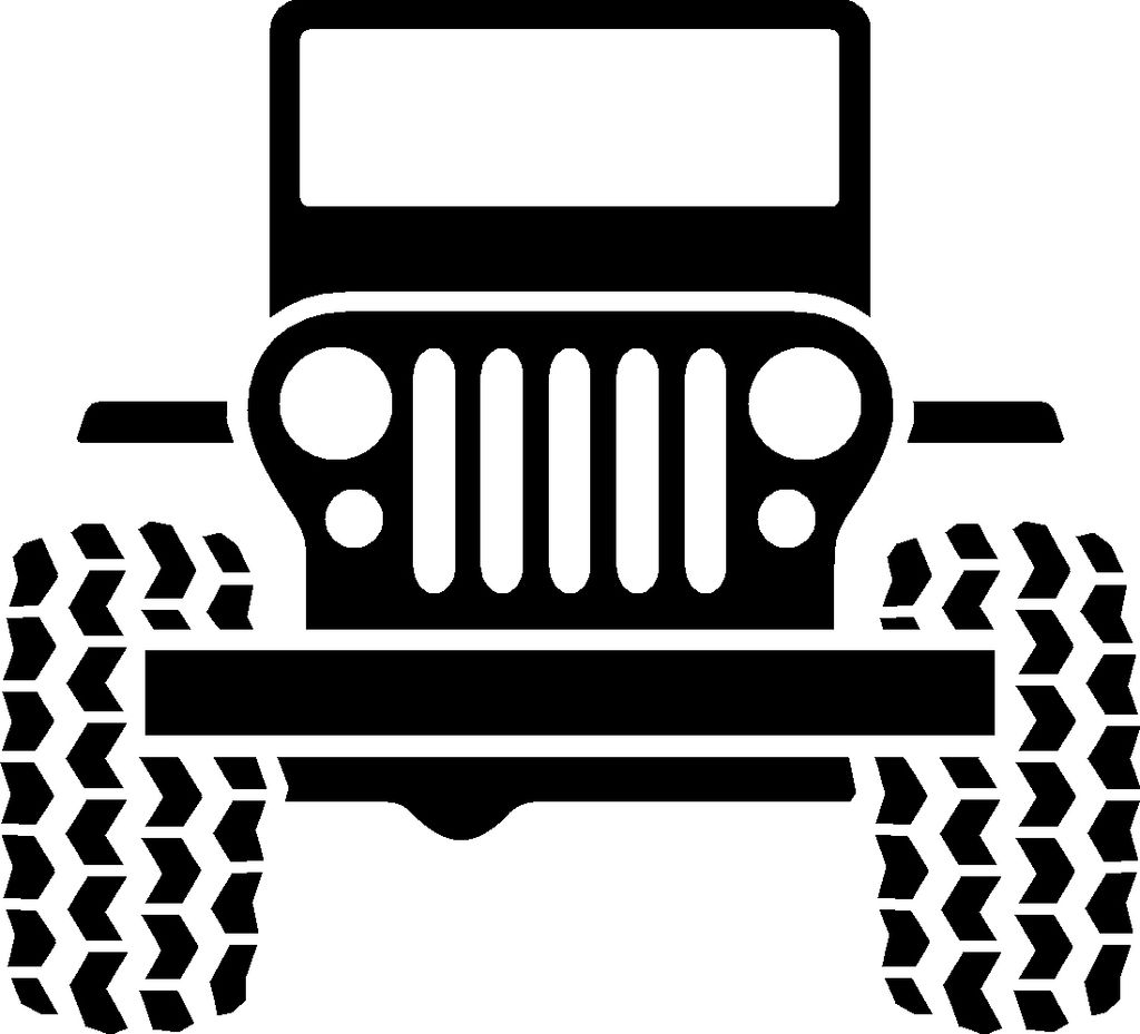 Wrangler sport logo vectored clipart banner library library Free Jeep Clipart Black And White, Download Free Clip Art, Free Clip ... banner library library