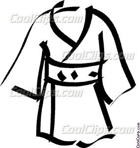 Black and white kimono clipart jpg royalty free stock Collection of Kimono clipart | Free download best Kimono clipart on ... jpg royalty free stock