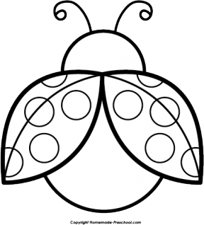 Black and white lady bug stem clipart image free stock Free Black Ladybug Cliparts, Download Free Clip Art, Free Clip Art ... image free stock