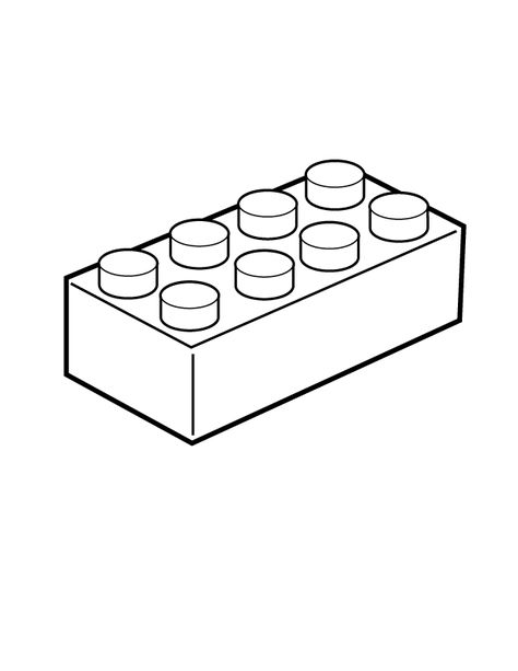 Lego black and white clipart clipart library Pinterest clipart library