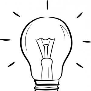 Black and white lighting clipart vector freeuse stock Set Of White Lights On Black Background Vector Clipart | SOIDERGI vector freeuse stock