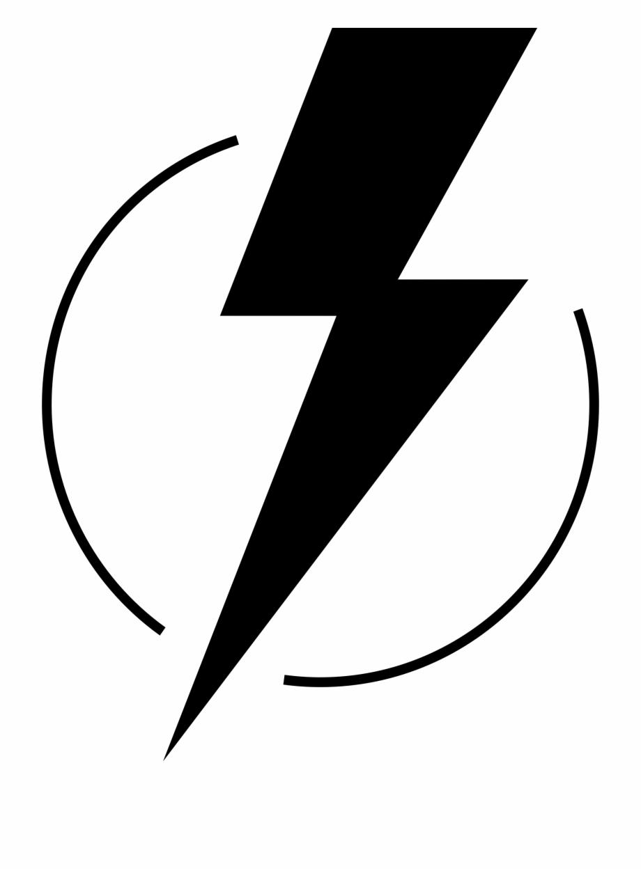 Black and white lightning bolt clipart banner royalty free Black And White Lightning Bolt Clipart - Lightning Bolt Logo Png ... banner royalty free
