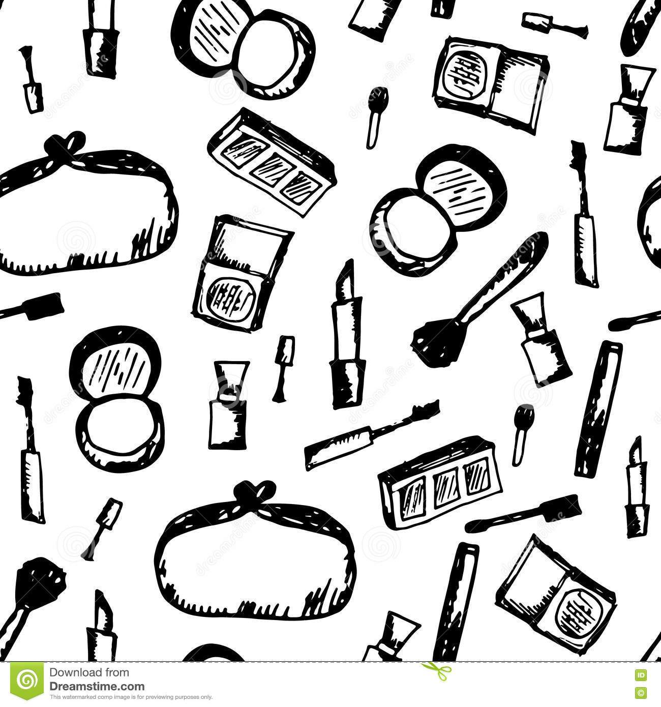 Black and white makeup clipart svg royalty free Makeup clipart black and white 5 » Clipart Portal svg royalty free
