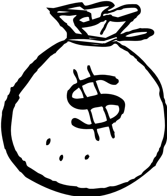 Clipart money sign white jpg freeuse download Stack Of Money Drawing at GetDrawings.com | Free for personal use ... jpg freeuse download
