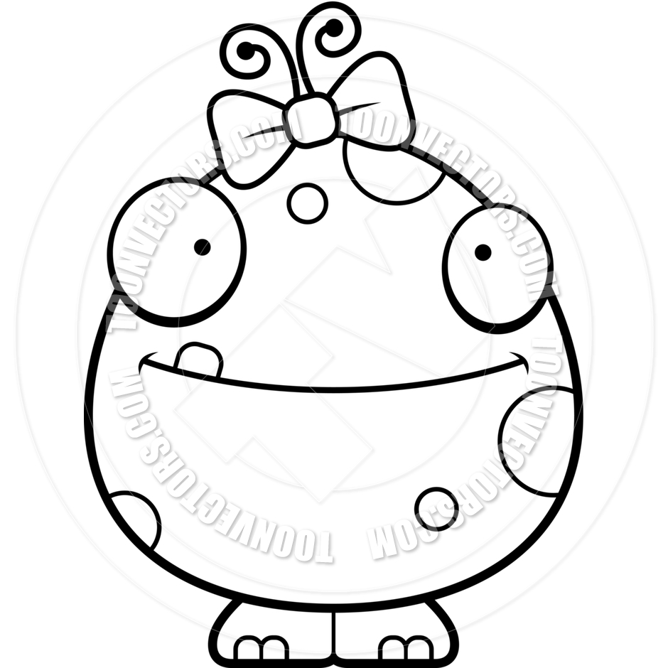 Monster black and white clipart picture transparent download Monster Clipart Black And White | Free download best Monster Clipart ... picture transparent download