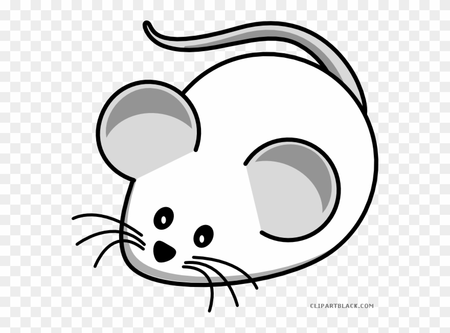 White mouse clipart png clipart freeuse library Mice Clipart Black And White - White Mouse Clipart - Png Download ... clipart freeuse library