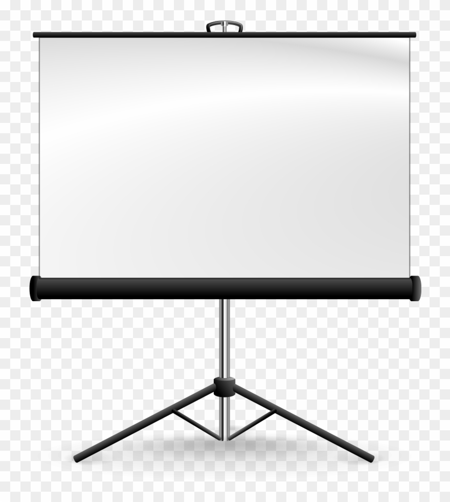 Black and white movie screen clipart png clipart download Computer Screen Clipart - Projector Screen Png Vector Transparent ... clipart download
