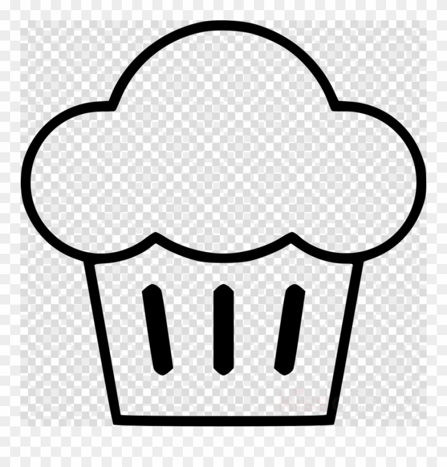 Black and white muffin clipart png black and white stock Muffin Clip Art Black And White Clipart American Muffins - Iphone ... png black and white stock