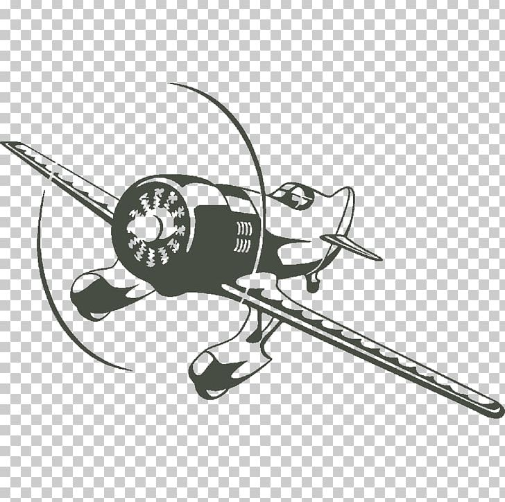Black and white old fashioned airplane drawing clipart image library download Airplane Vintage Aircraft Sticker PNG, Clipart, Aircraft, Airplane ... image library download