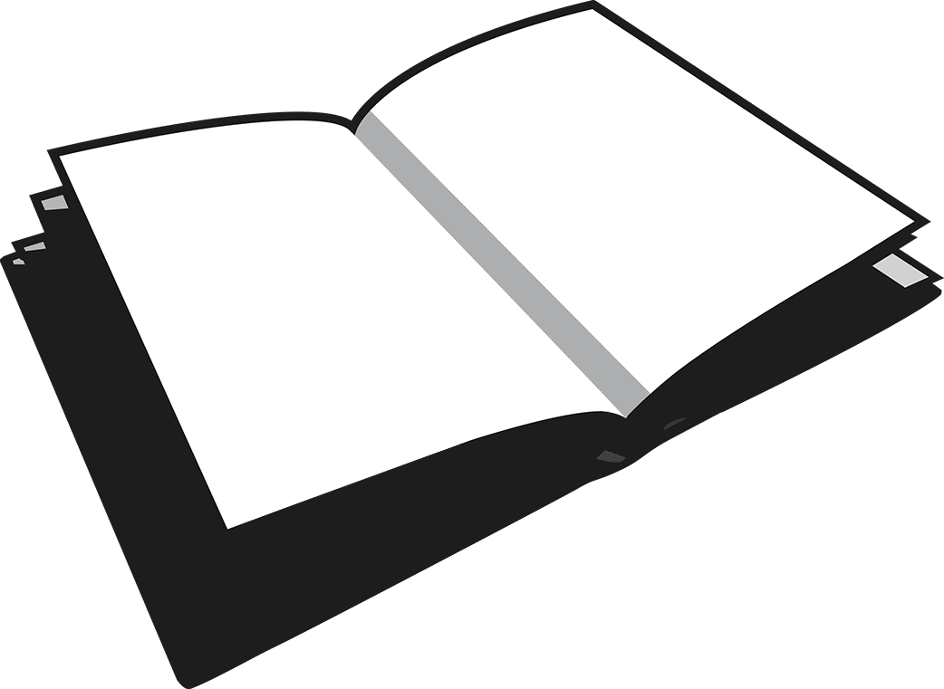 Black and white open book clipart royalty free download Alison Gerber royalty free download