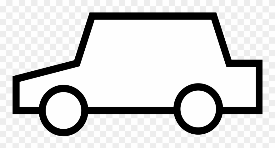 Outline clipart image black and white stock Car Clipart Vehicle Pictures - Car Outline Clipart Black And White ... image black and white stock
