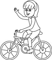 Black and white outline clipart playing children clip free download Free Black and White Children Outline Clipart - Clip Art Pictures ... clip free download