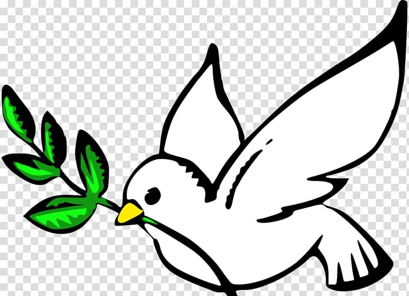 Black and white peace dove vines clipart images clip art free Columbidae Doves as symbols Peace symbols , white pigeon transparent ... clip art free