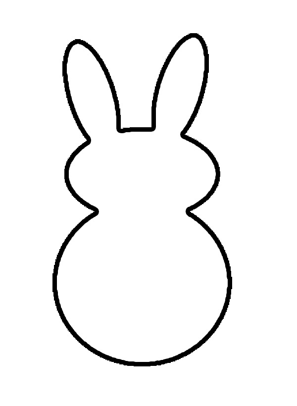 Peeps clipart black and white banner transparent Peep Clipart | Free download best Peep Clipart on ClipArtMag.com banner transparent