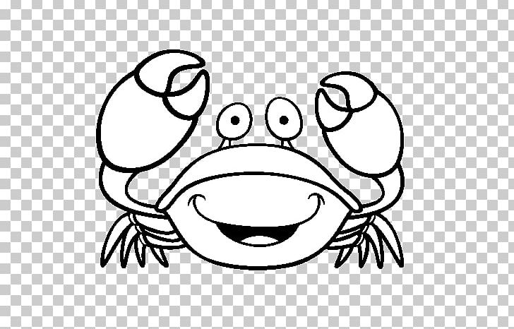 Black and white picture of crab clipart png black and white Drawing Painting Crab Coloring Book PNG, Clipart, Animal, Area, Art ... black and white