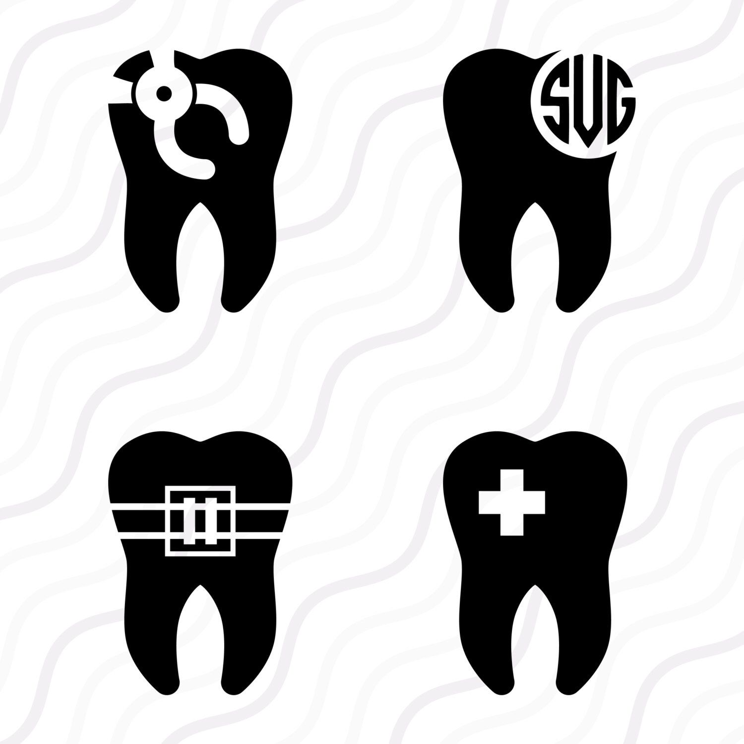 Black and white picture of just maxillary teeth clipart banner black and white library Pin by TRENDY MARKET on svg files Christmas | svg files Halloween ... banner black and white library