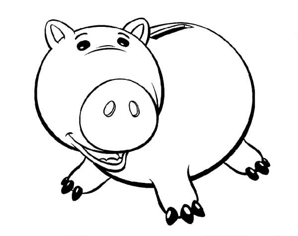 Black and white piggy bank clipart png black and white download Piggy Bank Black And White | Free Download Clip Art | Free Clip ... png black and white download