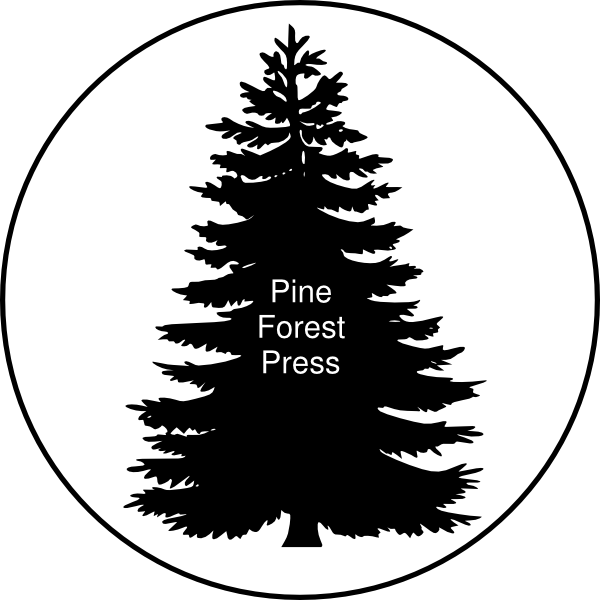 Black and white pine tree clipart png royalty free download Pine Forest Press Clip Art at Clker.com - vector clip art online ... png royalty free download