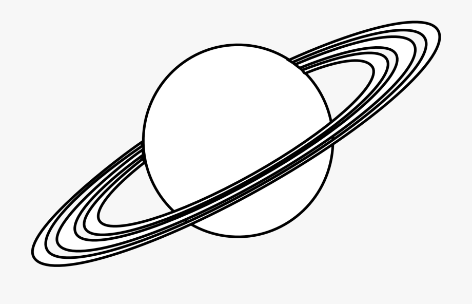 Sun moon earth planet. Free clipart black and white stars and planets