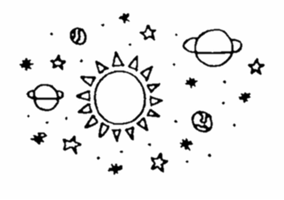 Black and white planet with stars clipart stock Free Black And White Planets, Download Free Clip Art, Free Clip Art ... stock