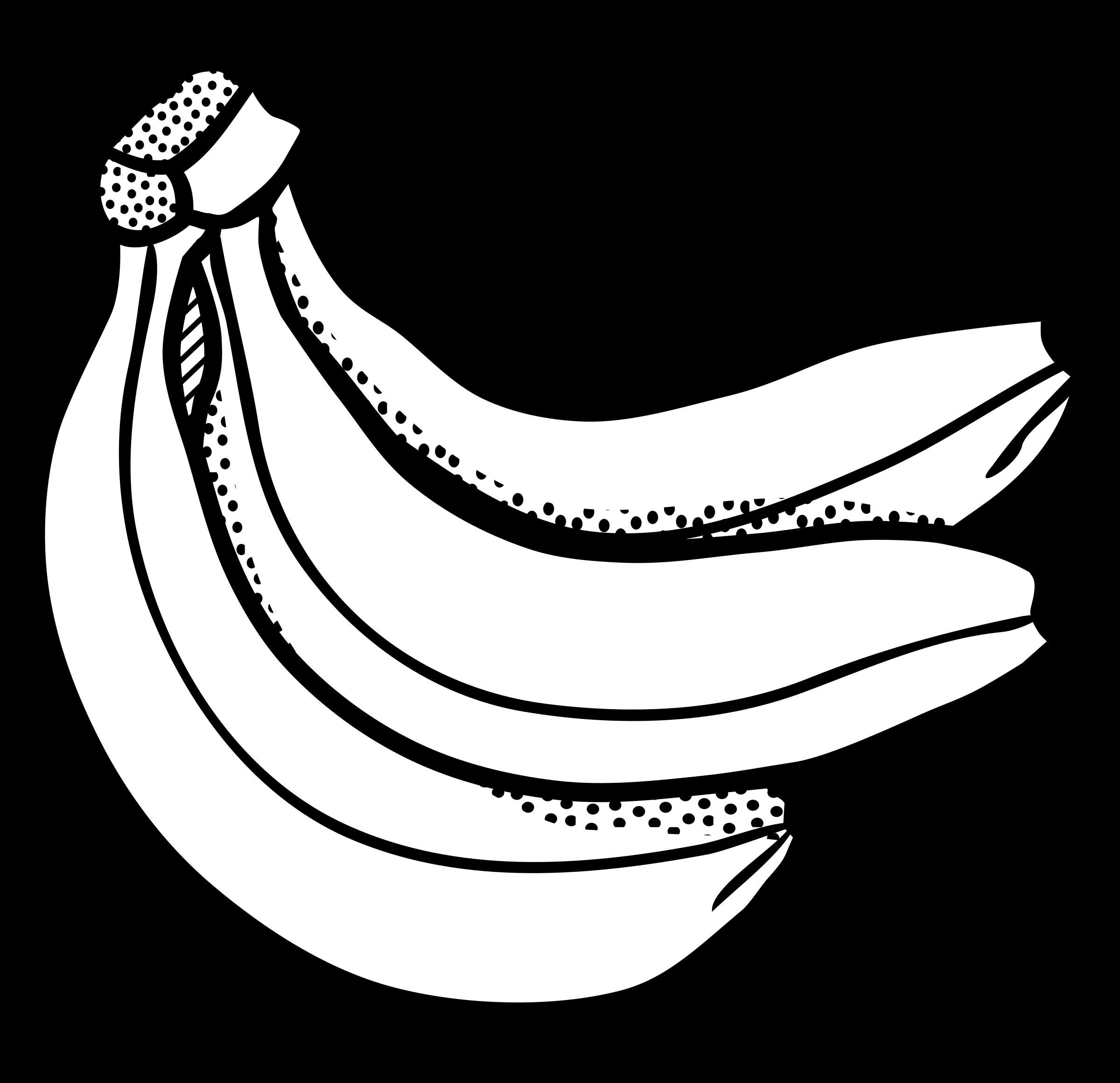 Black and white pumpkin pie clipart clip library stock banana black and white clipart banana clipart black and white ... clip library stock