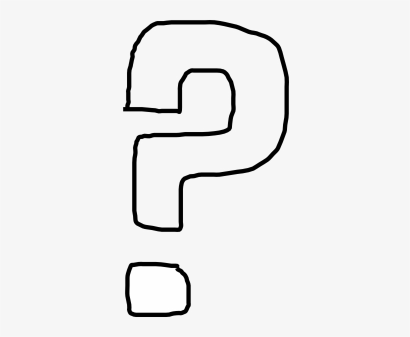 Black and white question clipart clip Question Mark Clip Art Black And White Question Mark - Question ... clip