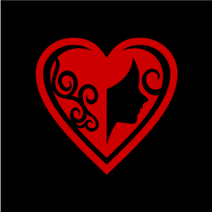 Black and white red hearts love clipart - ClipartFest image freeuse