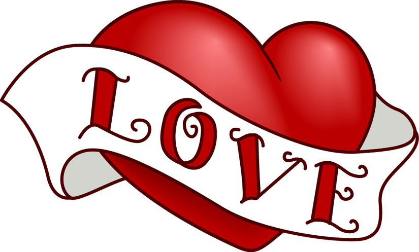 Free clipart love hearts royalty free stock Hearts Love - HDWPlan royalty free stock