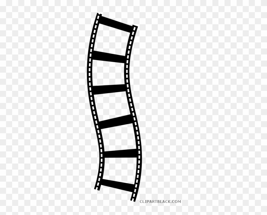 Black and white reel cliparts picture transparent stock Movie Reel Tools Free Black White Clipart Images Clipartblack - Film ... picture transparent stock