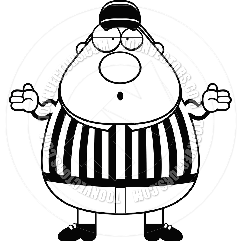 Black and white referee clipart freeuse library Referee Clipart | Free download best Referee Clipart on ClipArtMag.com freeuse library