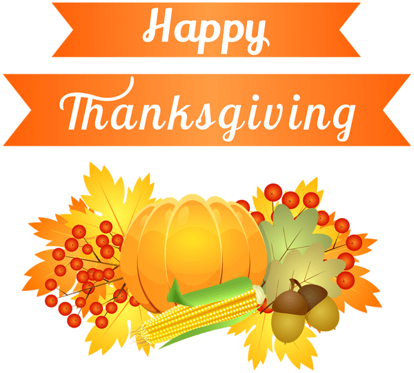 Thanksgiving corner decoration clipart transparent download Happy Thanksgiving Clip Art, Free Thanksgiving ClipArt 2017 Graphics transparent download