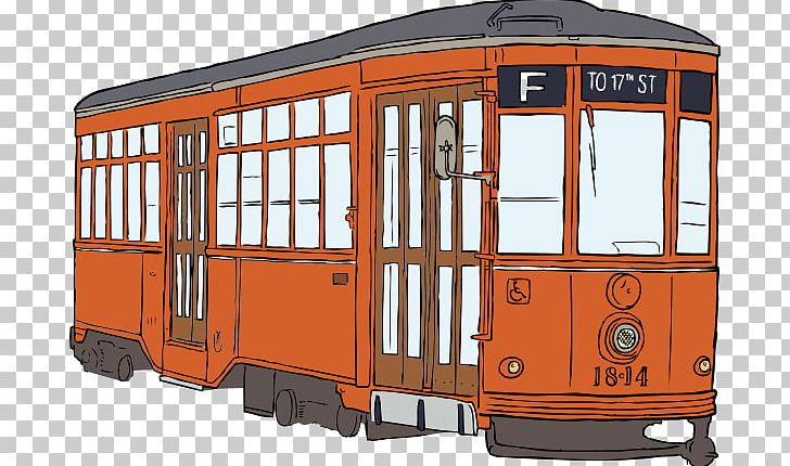 Black and white san francisco street car clipart png free library Tram San Francisco Cable Car System Train PNG, Clipart, Cable Car ... png free library