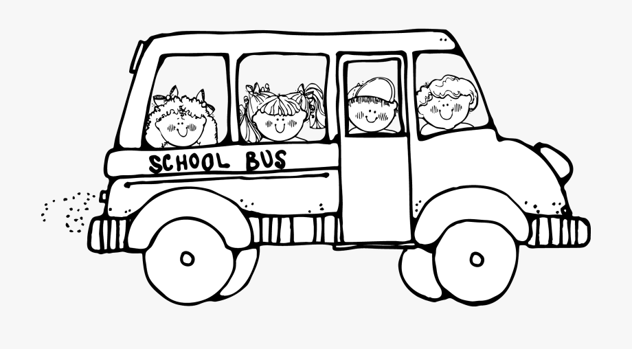 Black and white school bus lights clipart banner School Bus Black And White School Bus Clip Art Black - School Bus ... banner
