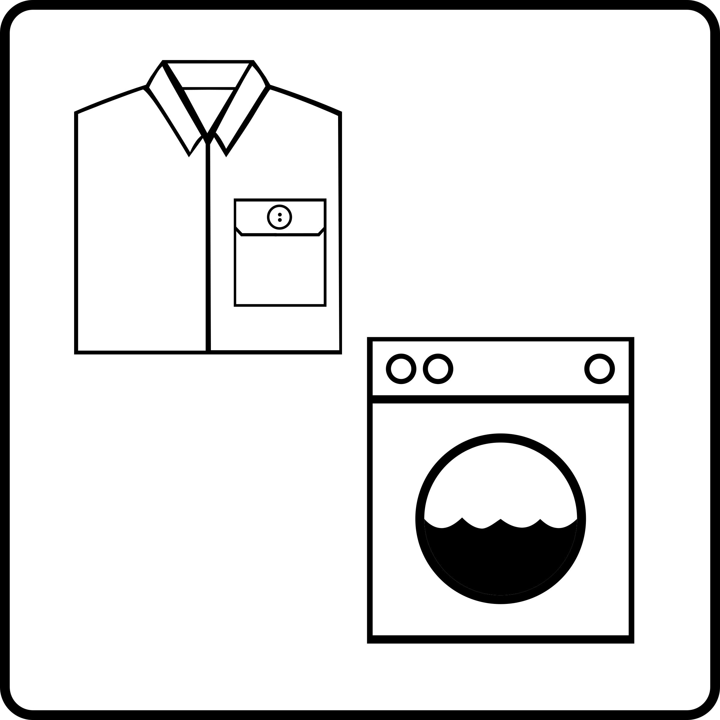 Black and white service clipart svg stock Laundry Clipart Black And White | Free download best Laundry Clipart ... svg stock