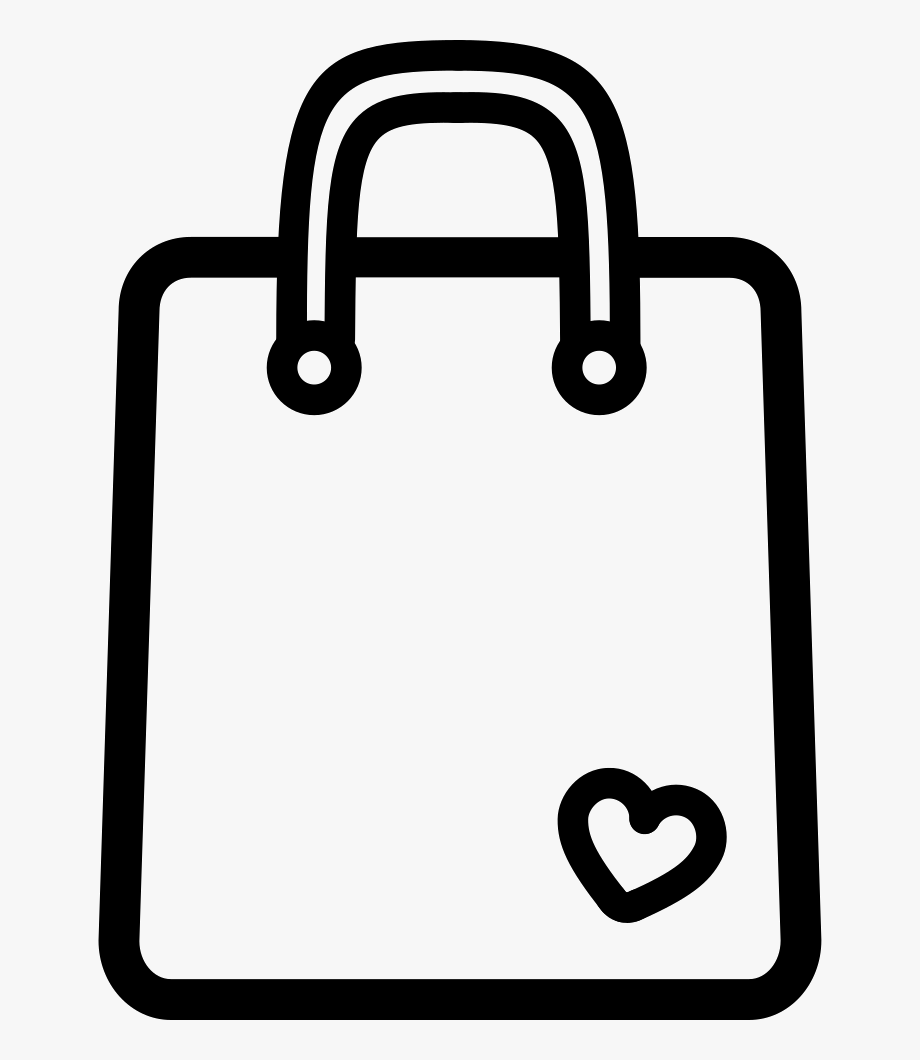Shopping bag icon clipart clip royalty free download Shopping Bag Clipart Icon - Transparent Shopping Bag Clipart Png ... clip royalty free download