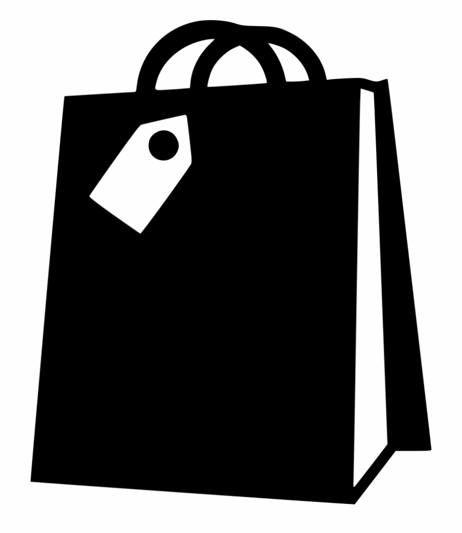 Black and white shopping bag clipart royalty free library Free Shopping Bags Clipart Black And White, Download Free Clip Art ... royalty free library