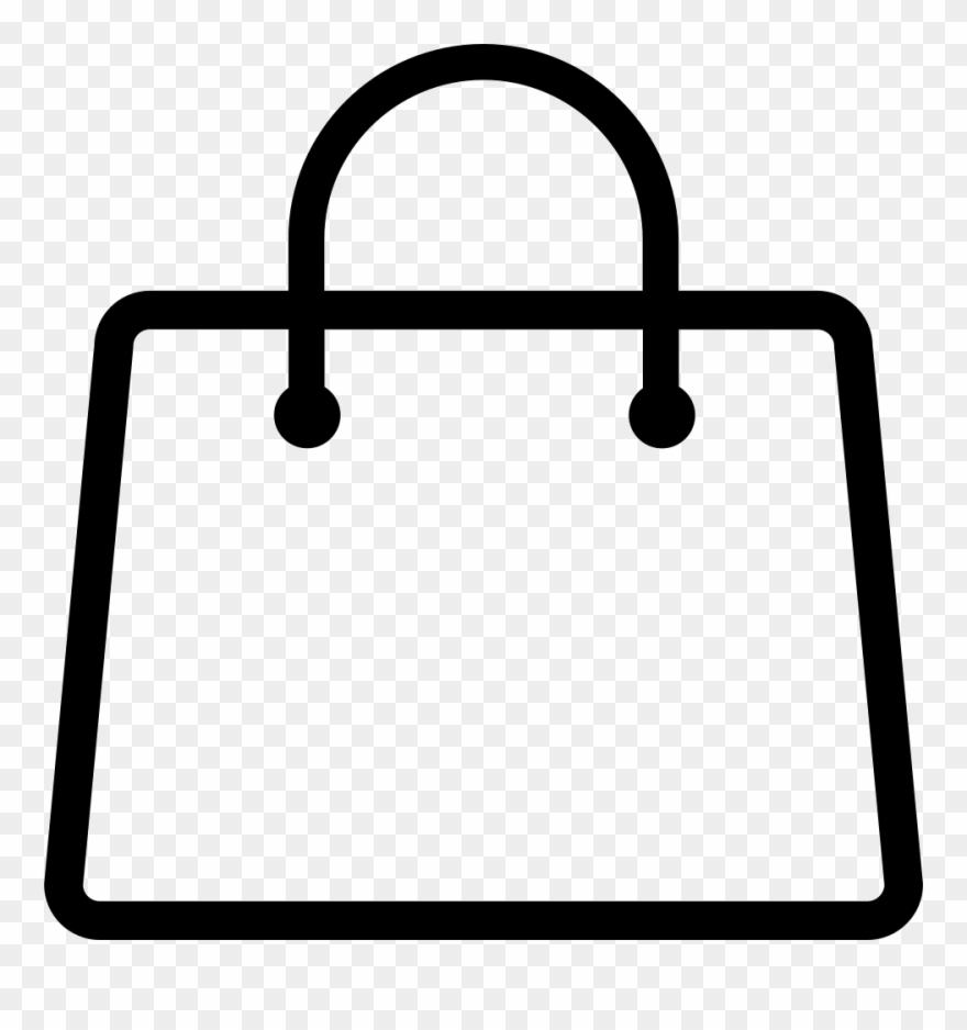 Shopping bag clipart black and white clip royalty free library Xy Shopping Bag Comments - Bag Clipart (#3493812) - PinClipart clip royalty free library